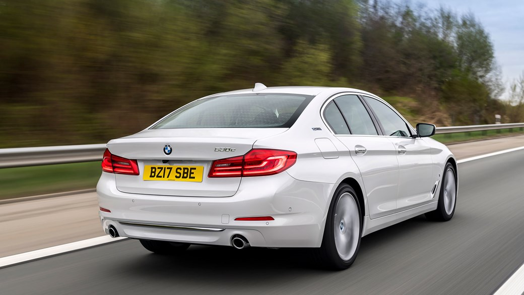 Bmw 530e Iperformance Review By Car Magazine
