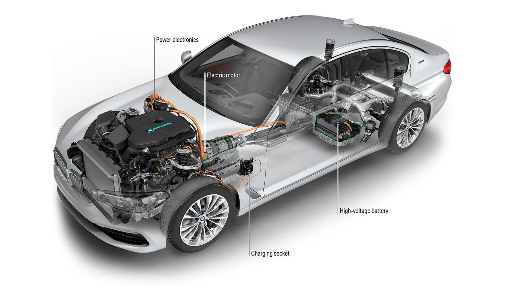 BMW 530e iPerformance plug-in hybrid (2017) review   CAR Magazine