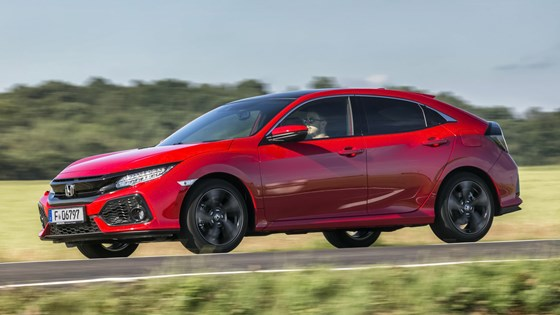Oil Burning Civics: Honda Introduces Diesel Engine To 10th Gen Hatchback ...
