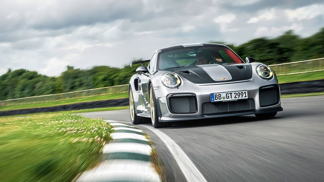 CAR Hitches A Ride In The New Porsche 911 GT2 RS