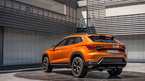 Seat 20V20 concept hints at 2018's seven-seat SUV