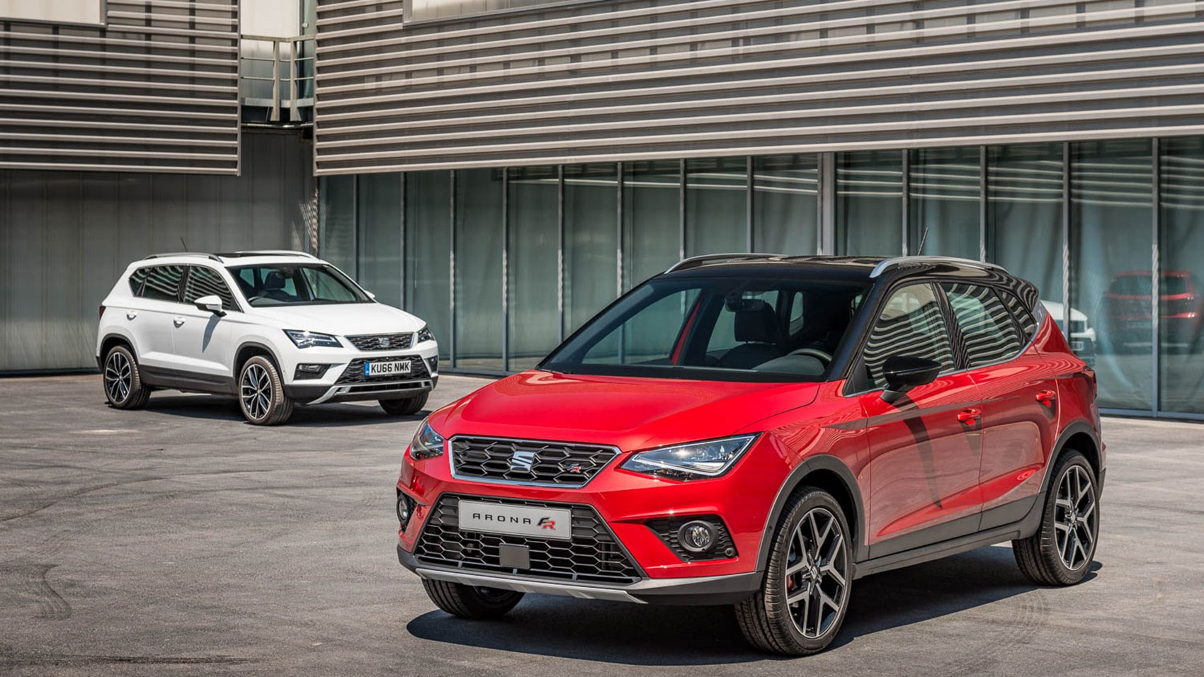 seat seven seat suv ateca arona crossovers by car magazine. Black Bedroom Furniture Sets. Home Design Ideas