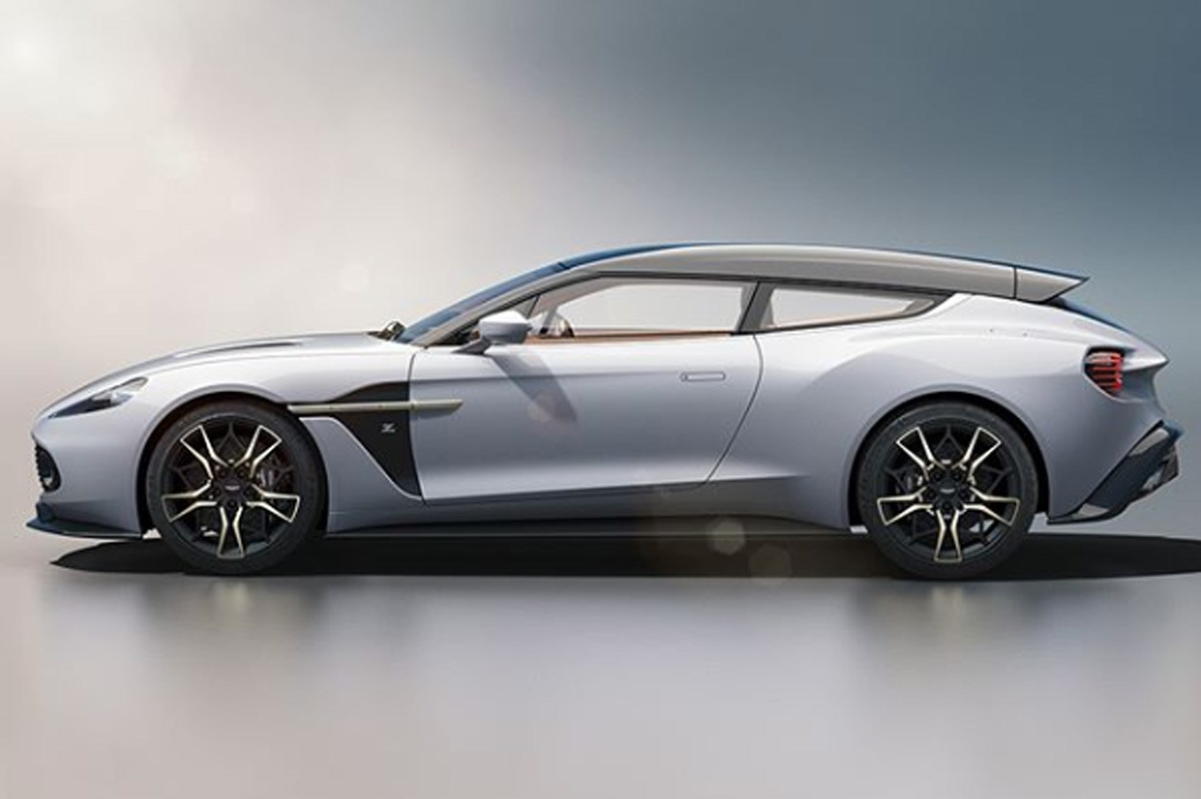 Aston Martin S Estate Is Back First Uncovered Pics Of Zagato Shooting Brake Car Magazine