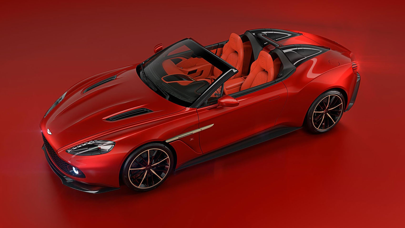 Aston Martin Vanquish Zagato Shooting Brake And Speedster In Pictures Car Magazine