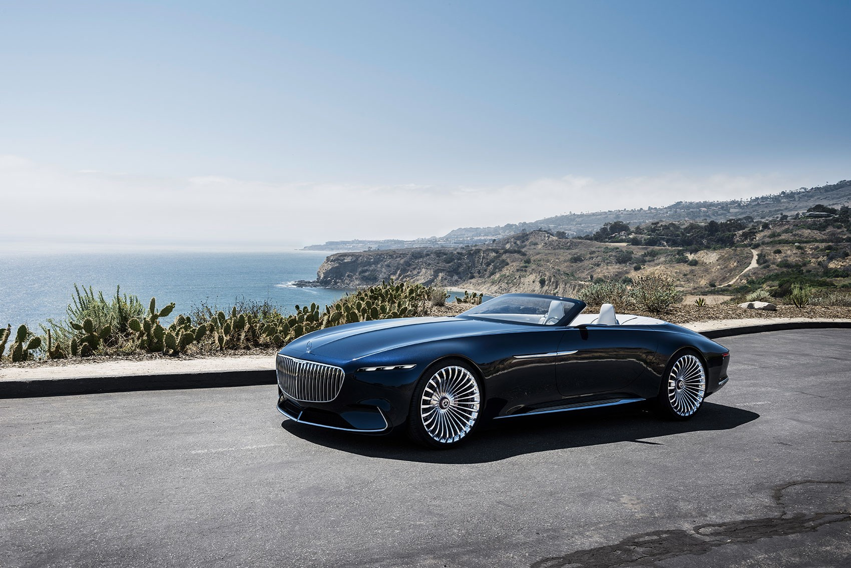 vision mercedes maybach 6 cabriolet news photos specs by car magazine. Black Bedroom Furniture Sets. Home Design Ideas