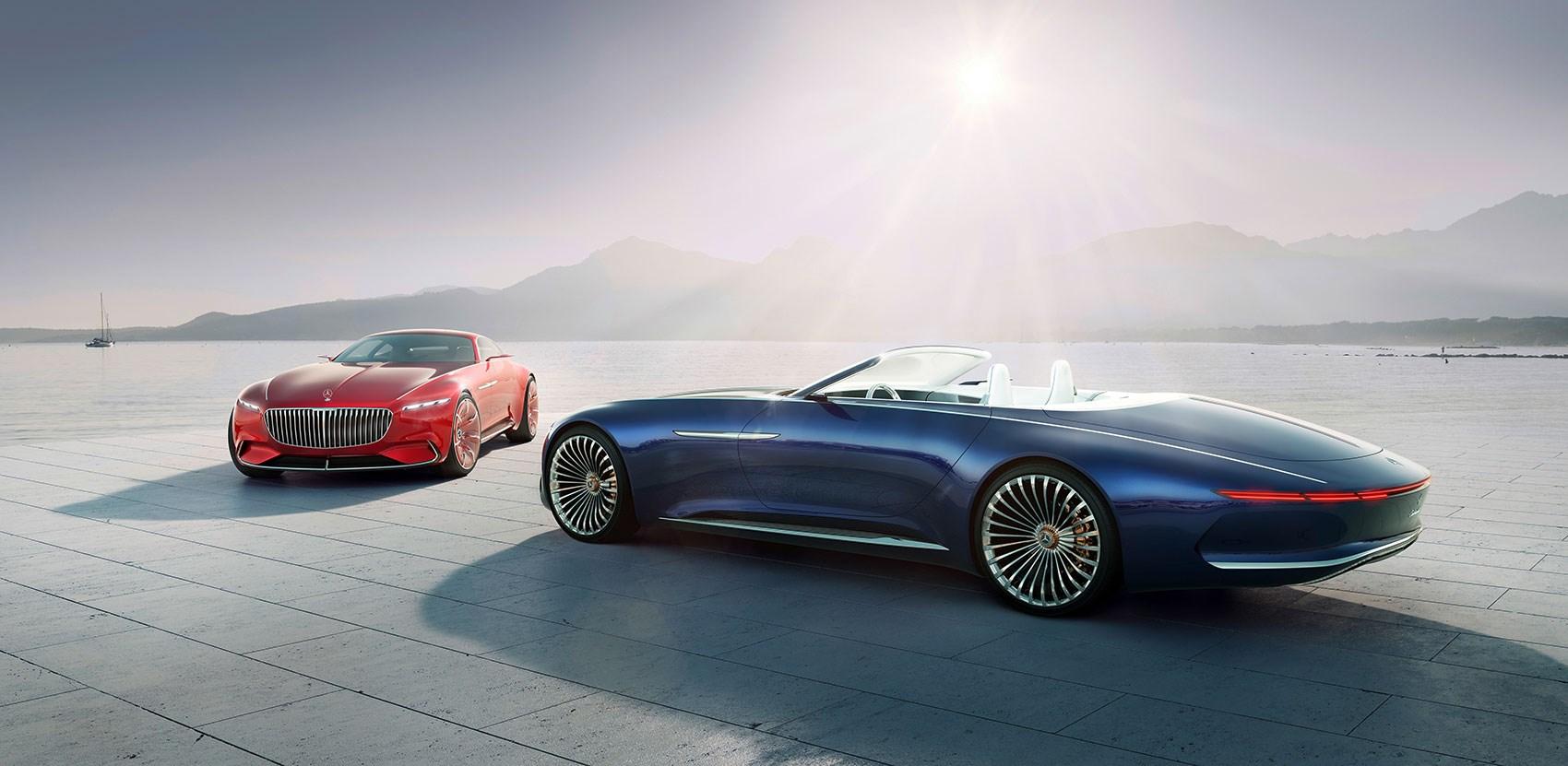 Maybach maybach benz : Vision Mercedes-Maybach 6 Cabriolet: news, photos, specs by CAR ...