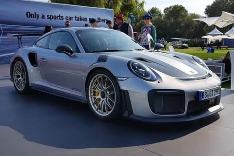 The Quail 911 GT@