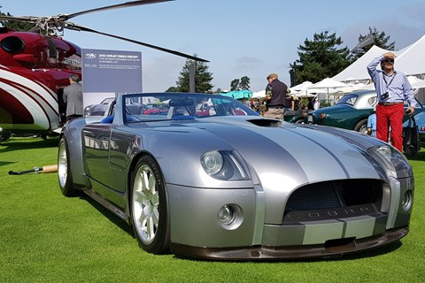 Shelby concept