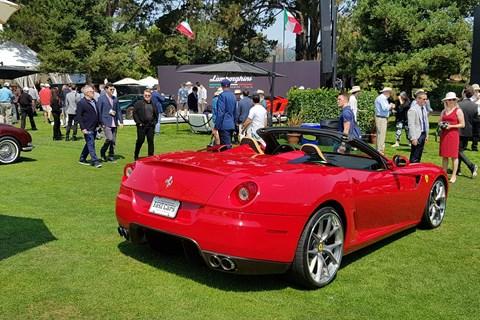 Ferrari 599 Spider