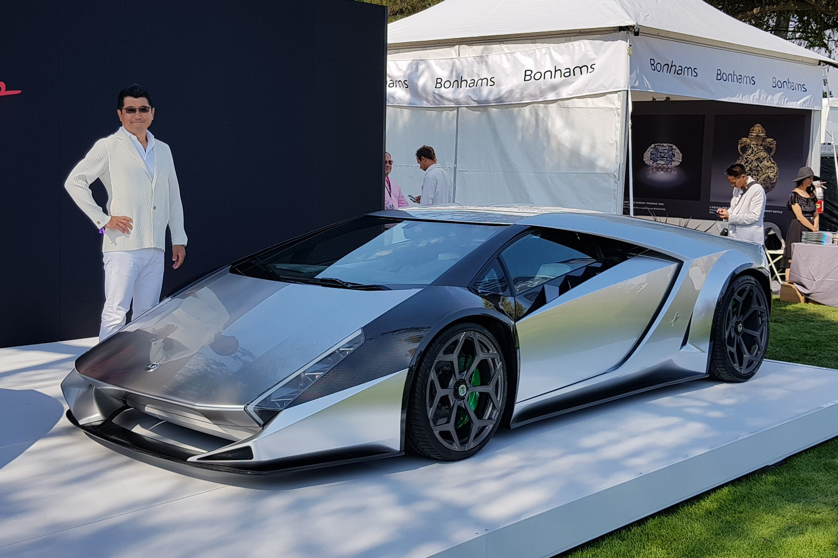Mini Supercars For Sale >> Ken Okuyama pens new one-off Kode 0 by CAR Magazine