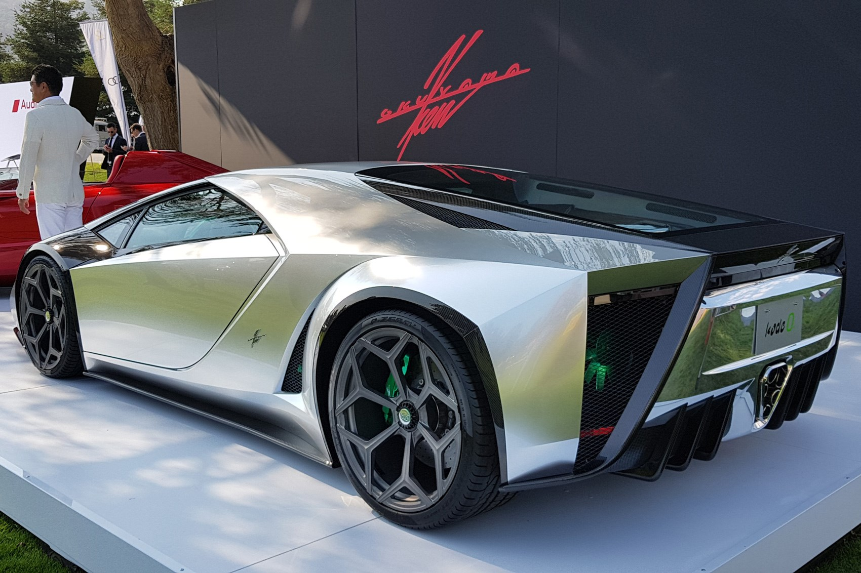 Ken Okuyama Pens New One Off Kode 0 Car Magazine