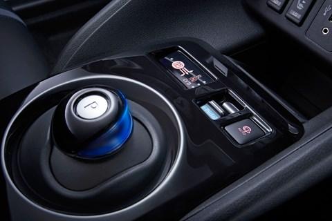 Nissan Leaf 2018 drive select