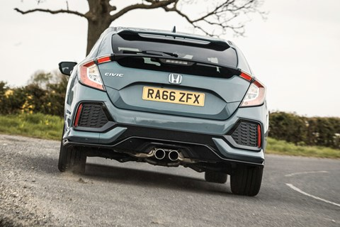 Honda Civic prices and specs: ours costs £25,930
