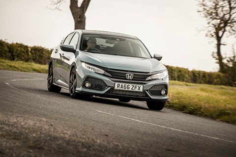 Honda Civic: the CAR magazine long-term test review
