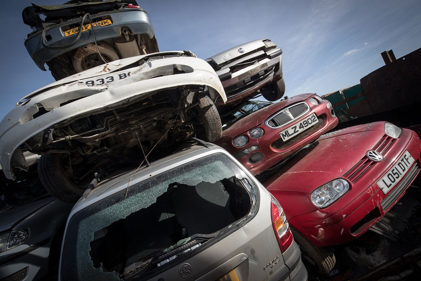 Ford announces scrappage scheme for vehicles registered before end 2009