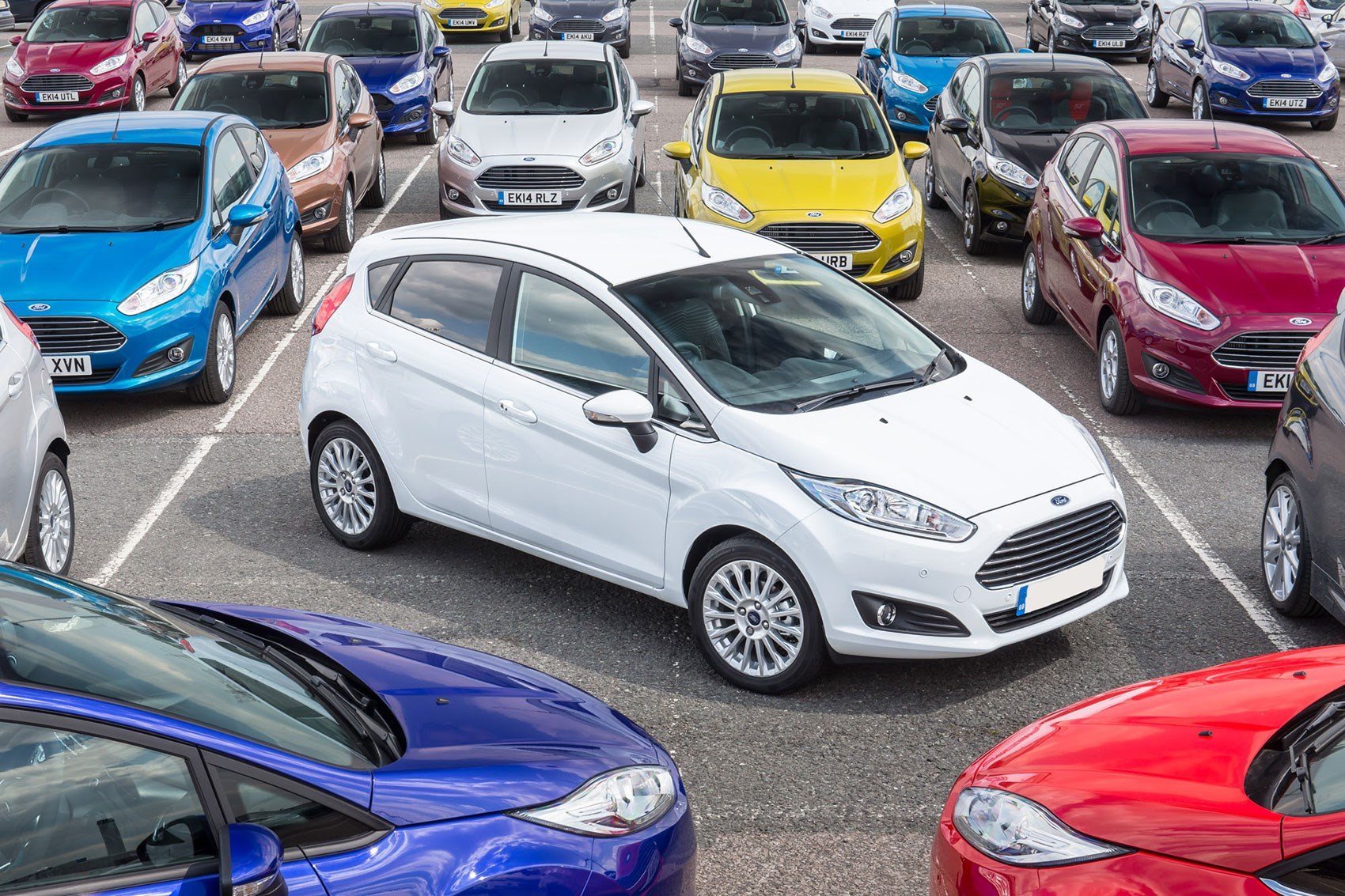 ... Ford aiming to stay number one with new Fiesta The ... & Ford to give new car buyers £2000 scrappage discount by CAR Magazine markmcfarlin.com