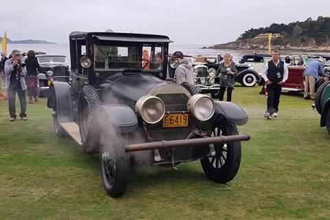 PBC17 old car