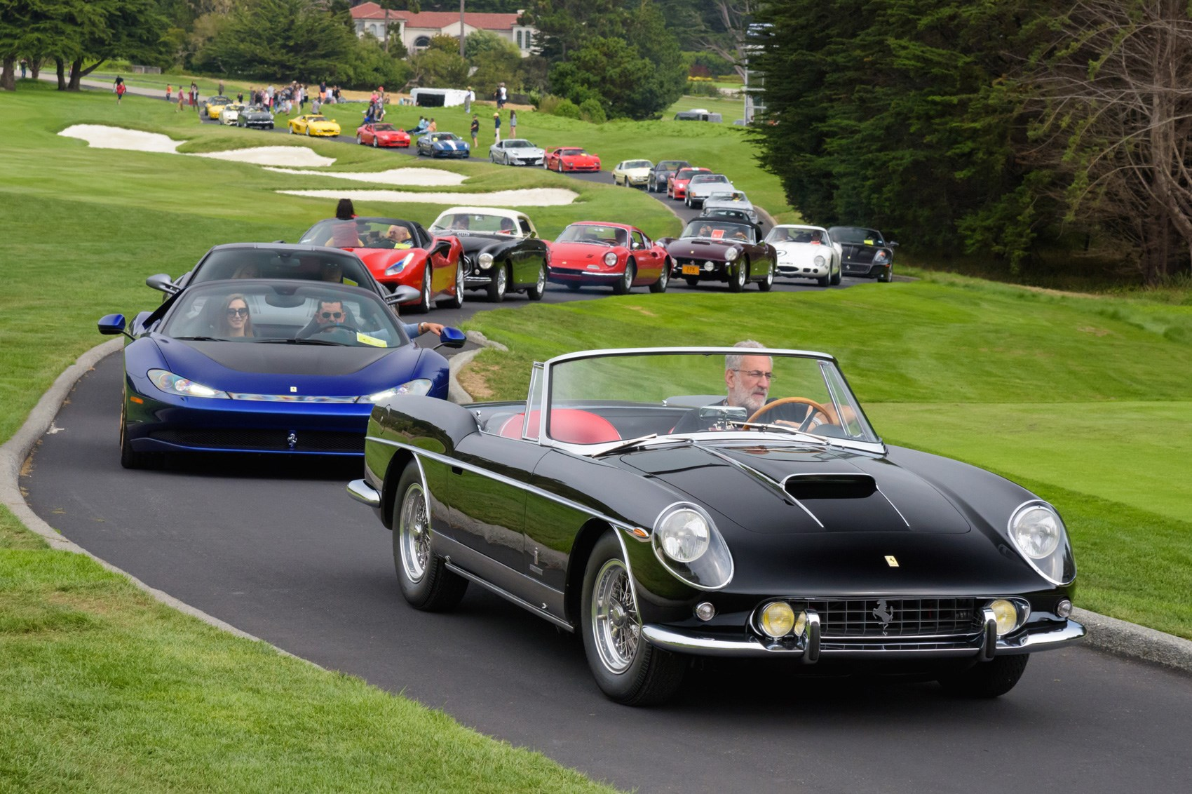 Gallery Pebble Beach Concours DElegance In Pictures CAR - Pebble beach car show ticket prices