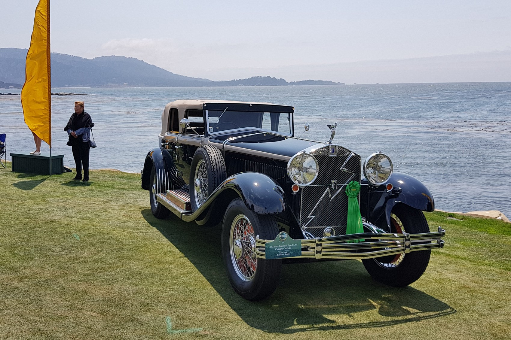 gallery pebble beach concours d elegance 2017 in pictures by car magazine. Black Bedroom Furniture Sets. Home Design Ideas