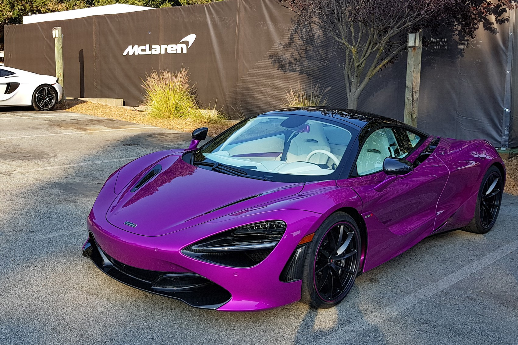 Mclaren P1 Back View >> Fresh pics of one-off McLaren 720S by MSO by CAR Magazine