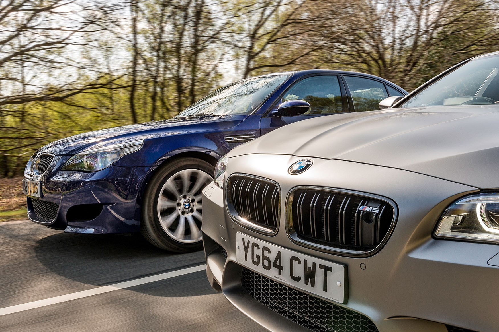 BMW M5 ing guide driving all of the first five BMW M5