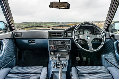BMW M5 E28