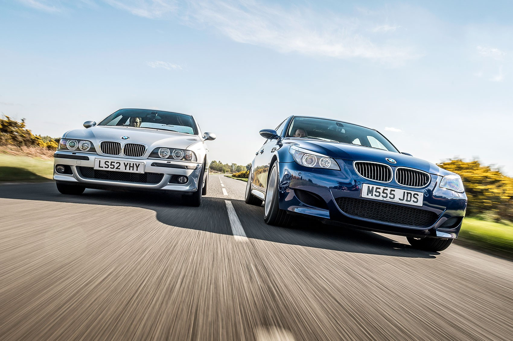 BMW M5 buying guide: driving all of the first five BMW M5