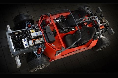 Ariel HIPERCAR chassis