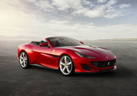 Ferrari Portofino: revealed ahead of Frankfurt motor show 2017