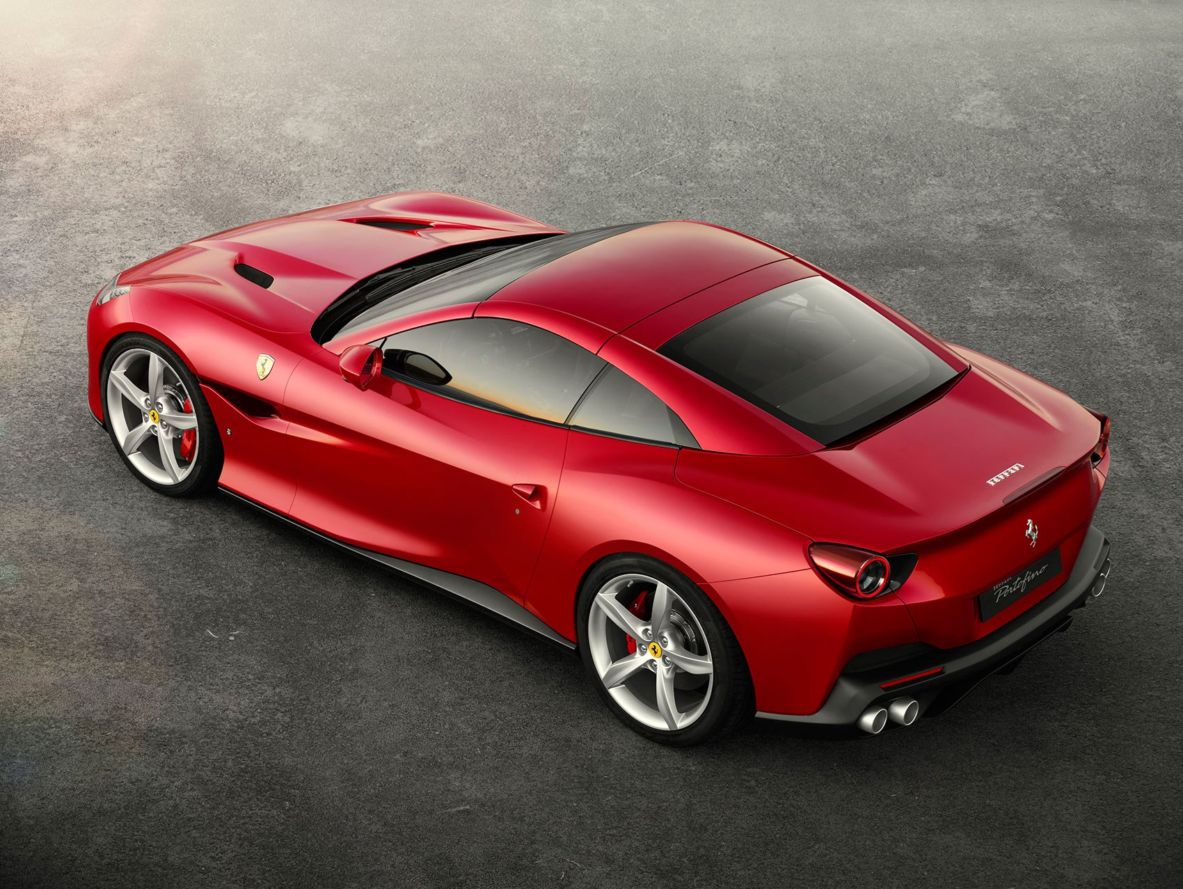 Feast Your Eyes On The Stunning New Ferrari Portofino