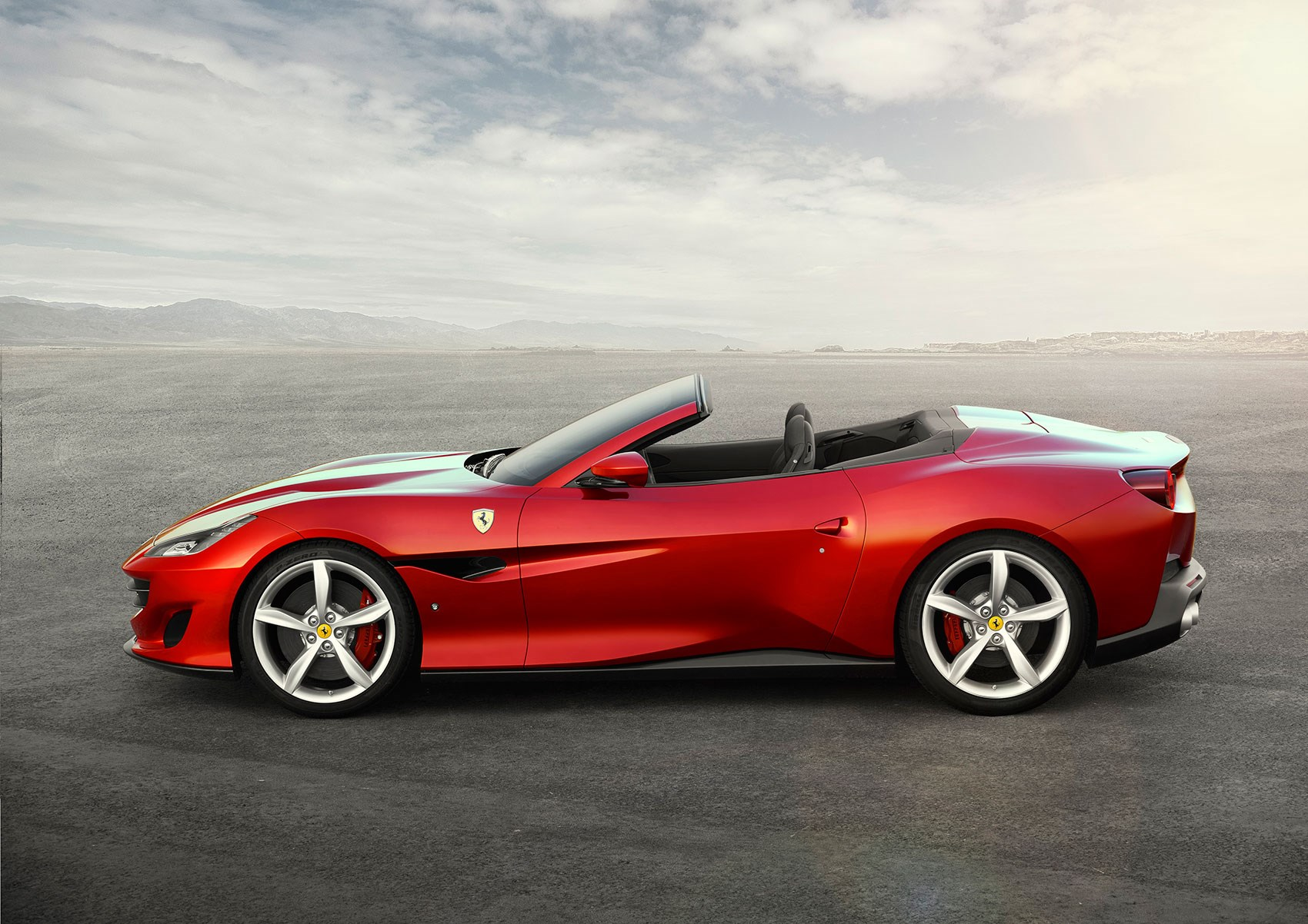 new ferrari portofino 2018 revealed in pictures by car
