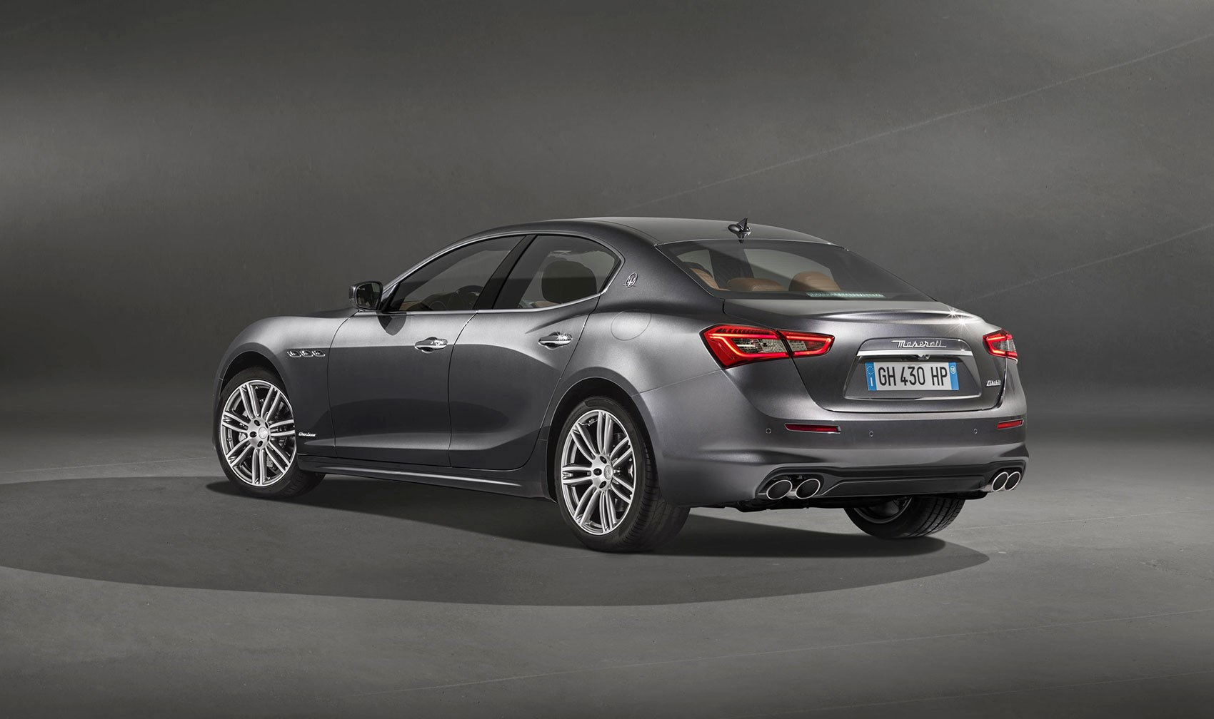 Maserati Ghibli GranLusso Revealed As An Exercise In Refinement