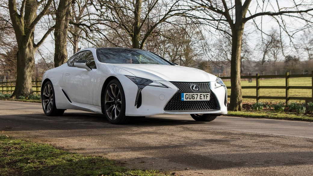 Lexus Lc500 Review Meet The Slickest This Side Of Lfa