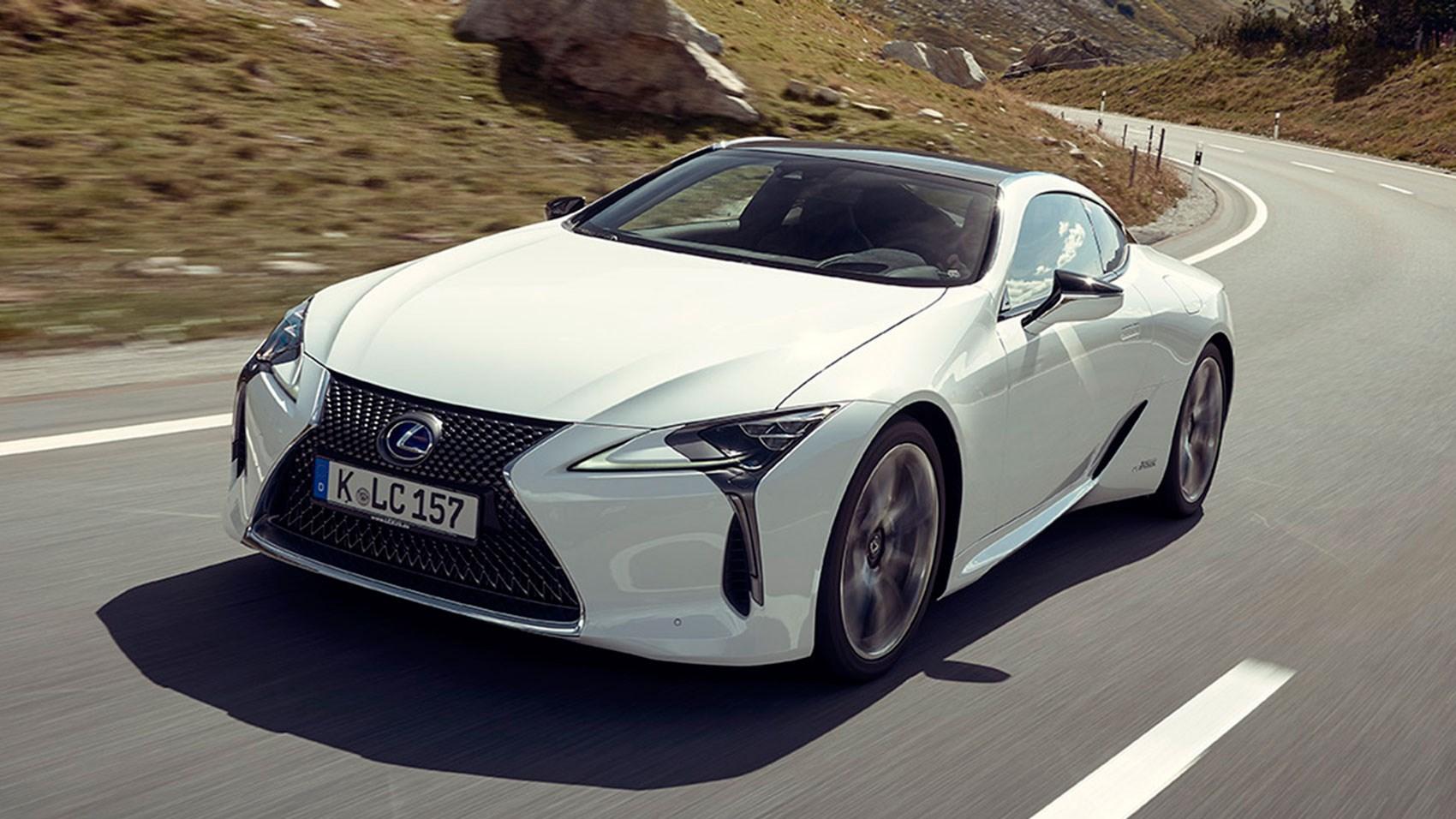... Lexus LC500 Review: Meet The Slickest Lexus This Side Of The LFA ...