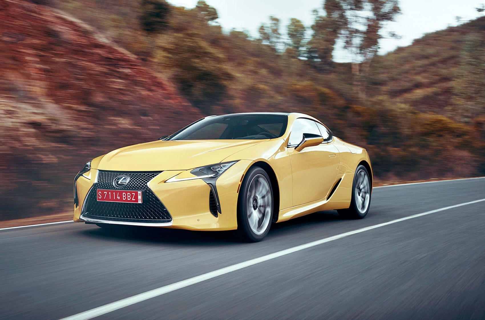 Lexus Lc 500 A Prototype Review