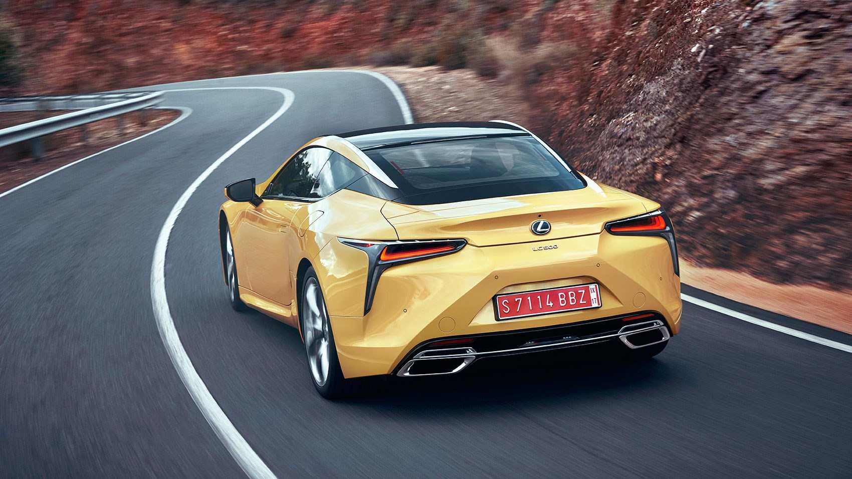 Lexus LC price: from £74,000 in the UK