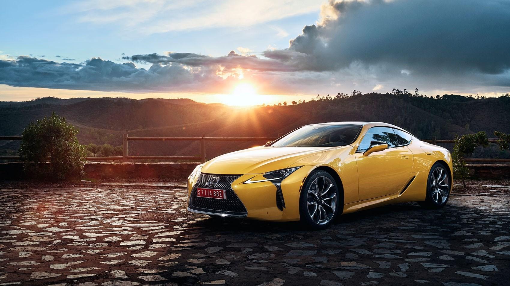 ... Lexus LC Launch Edition: Itu0027s Now On ...