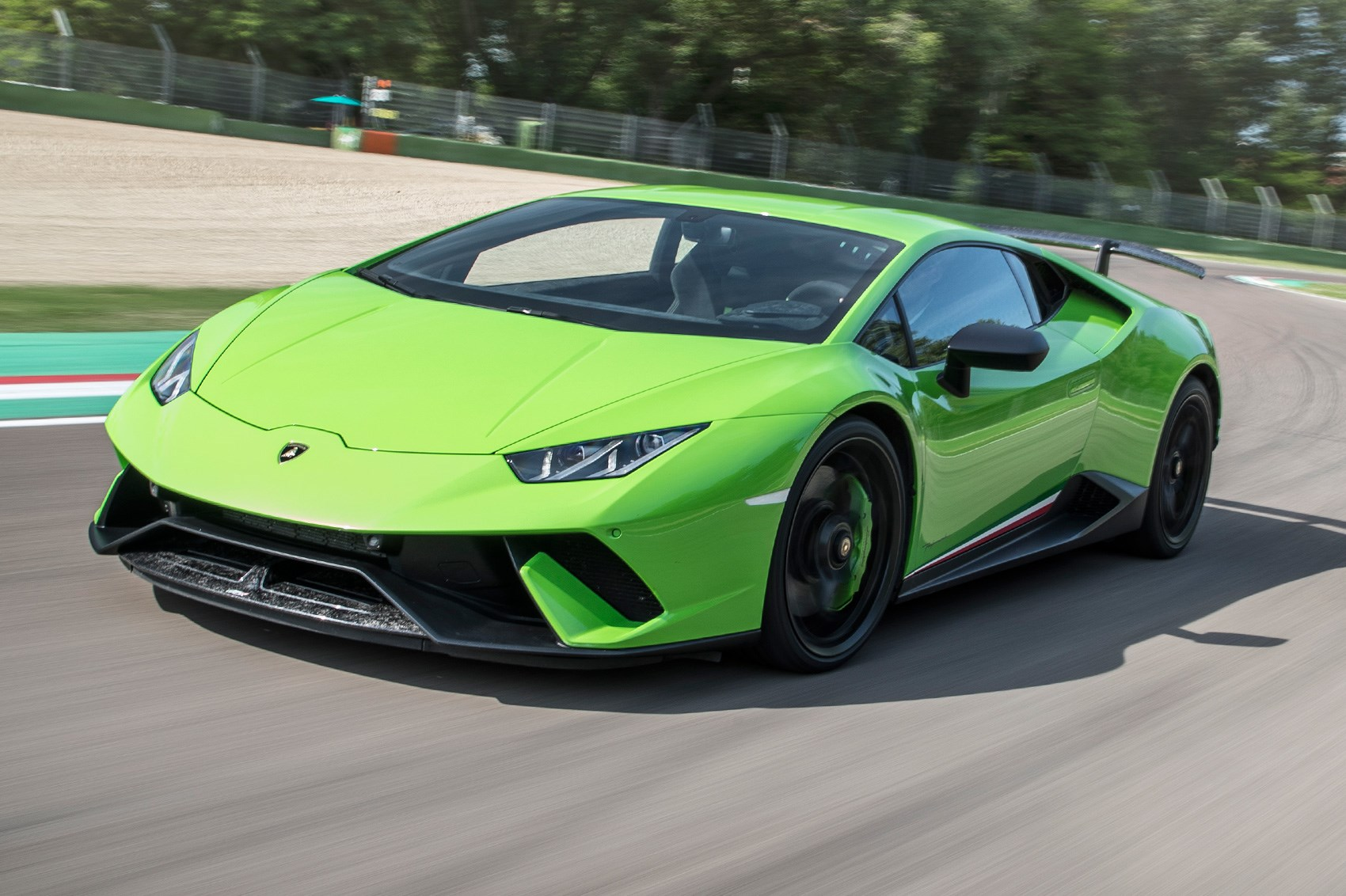 lamborghini huracan performante (2017) review | car magazine