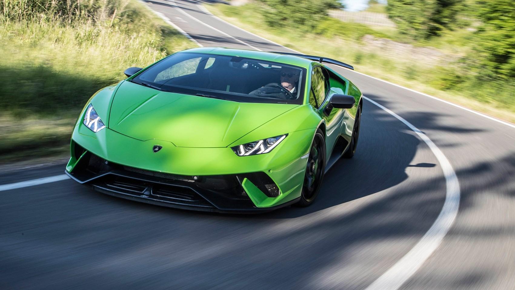 Lamborghini Huracan Performante 2017 Review CAR Magazine
