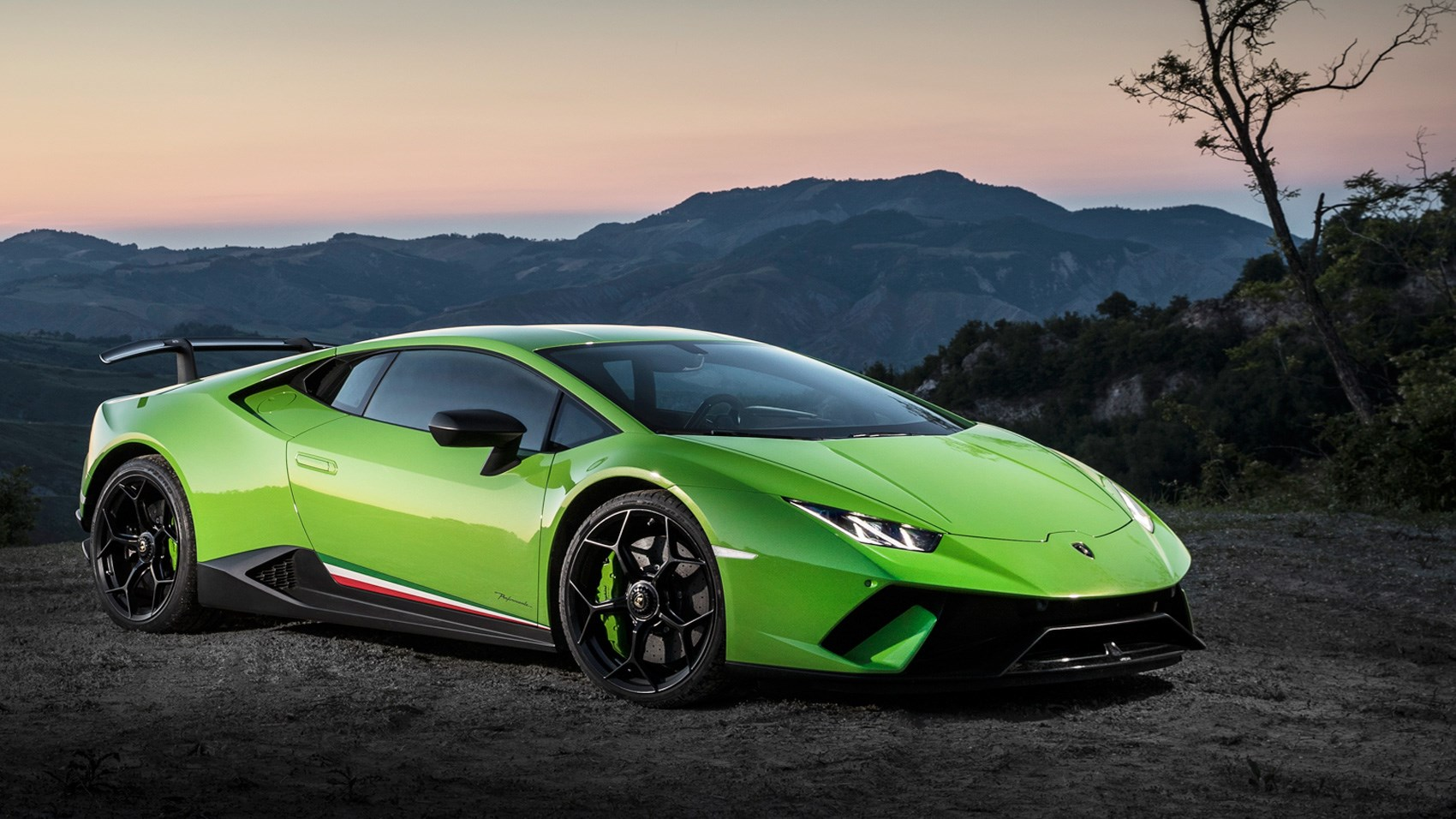 lamborghini huracan performante 2017 review by car magazine