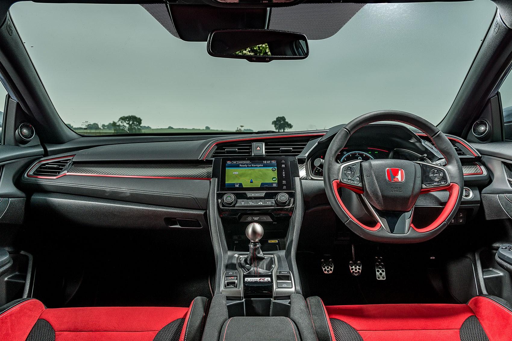 Honda Civic Type R vs Ford Focus RS vs BMW M140i vs Seat Leon Cupra ...