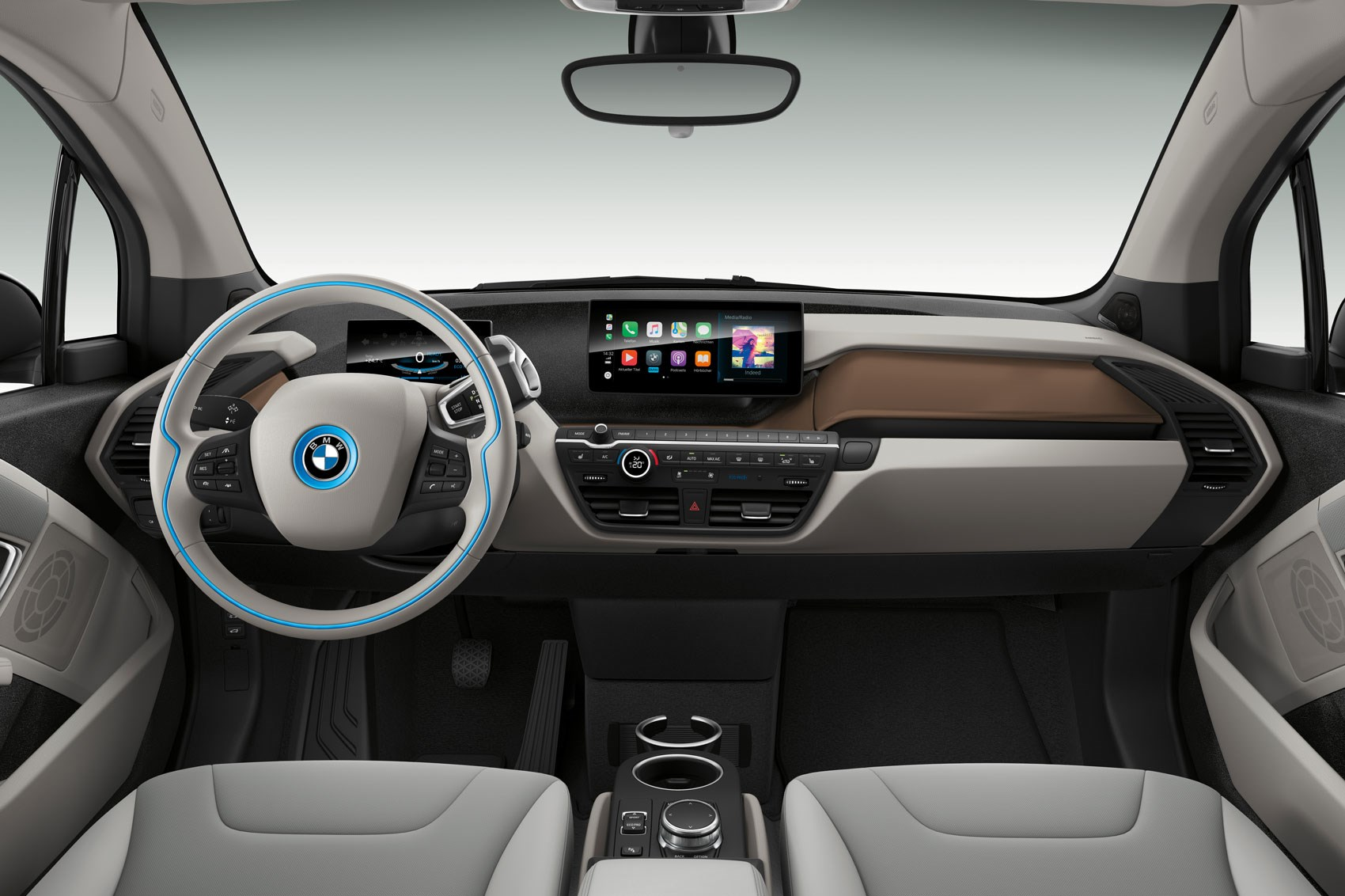 bmw i3 and i3 s electric car gets power boost for 2018. Black Bedroom Furniture Sets. Home Design Ideas