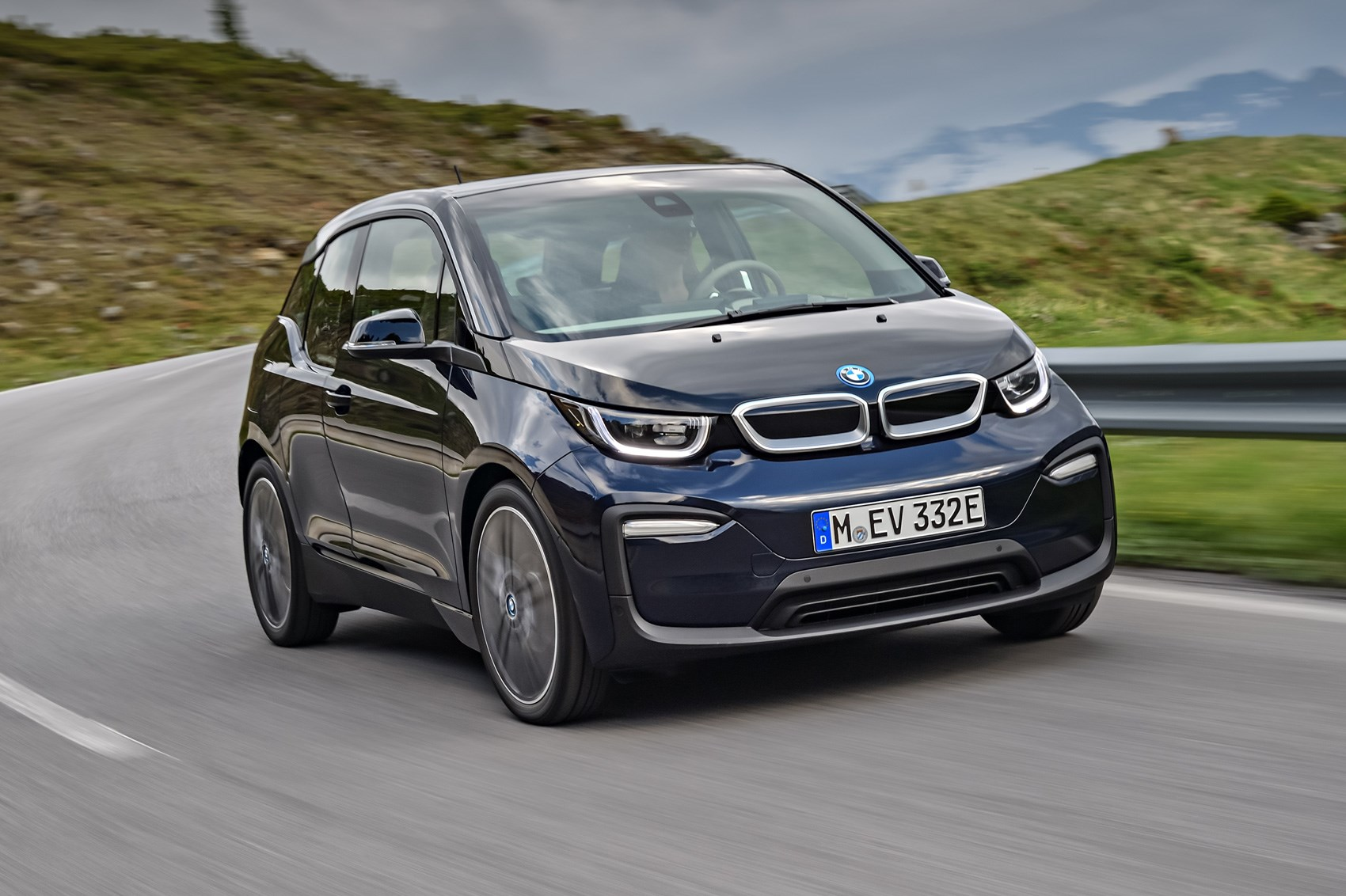 Bmw I3 And I3 S Electric Car Gets Power Boost For 2018 Car Magazine