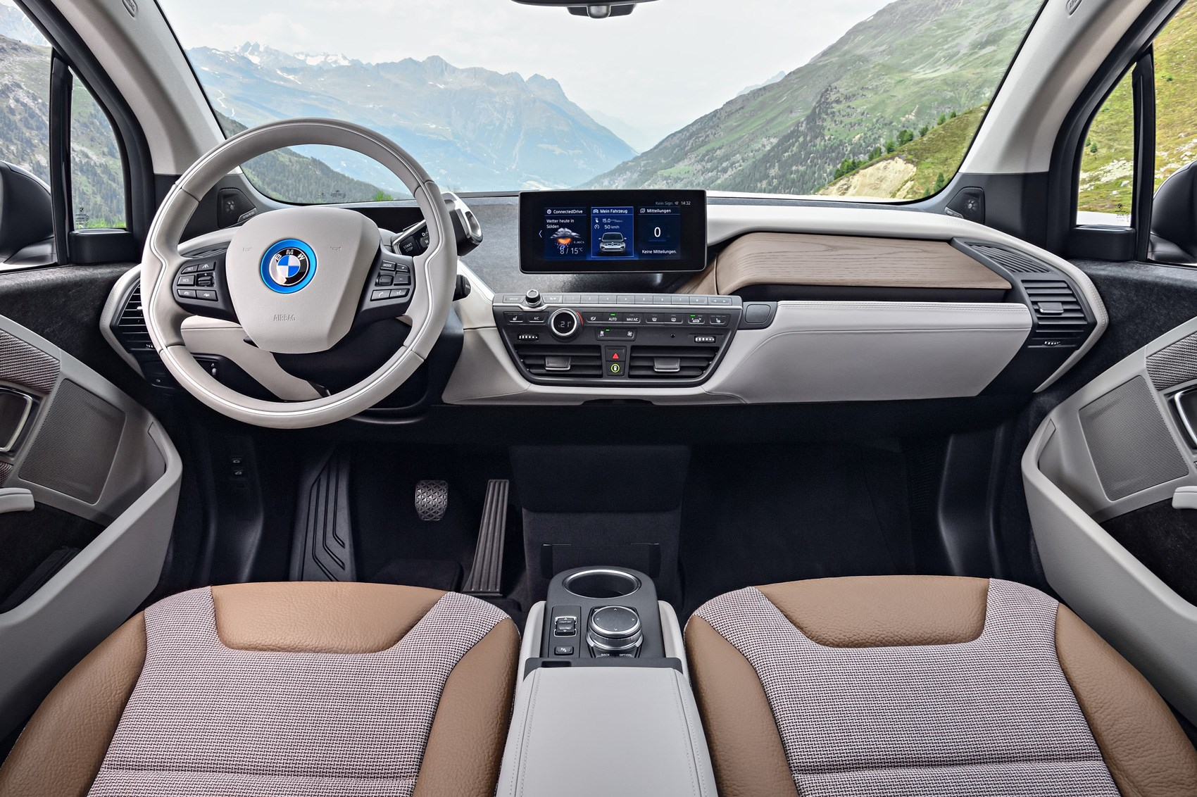 Warm EV Anyone BMW I S Surges In Ahead Of Frankfurt By CAR - 13 bmw
