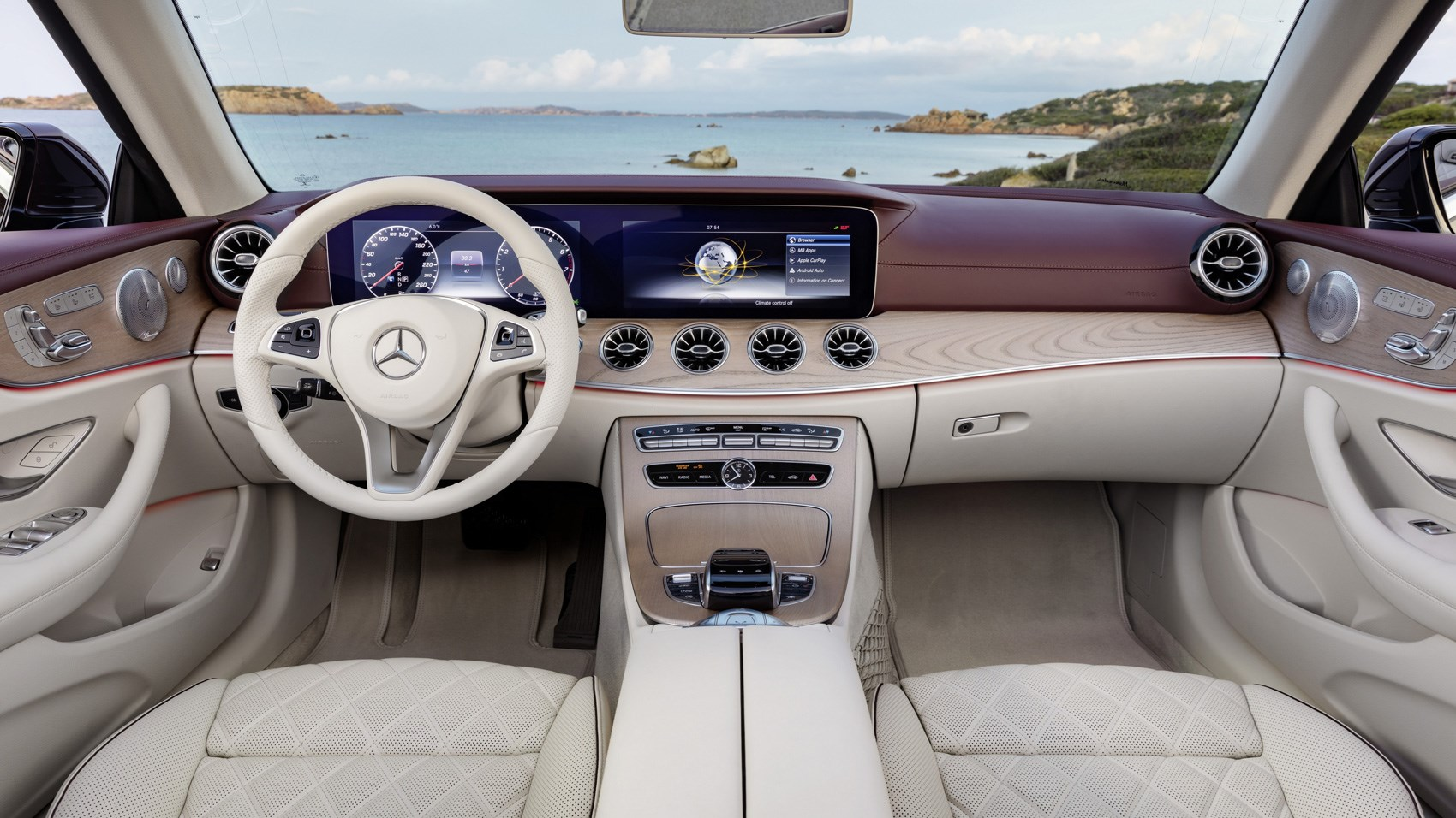 mercedes e class cabriolet 2017 review by car magazine. Black Bedroom Furniture Sets. Home Design Ideas