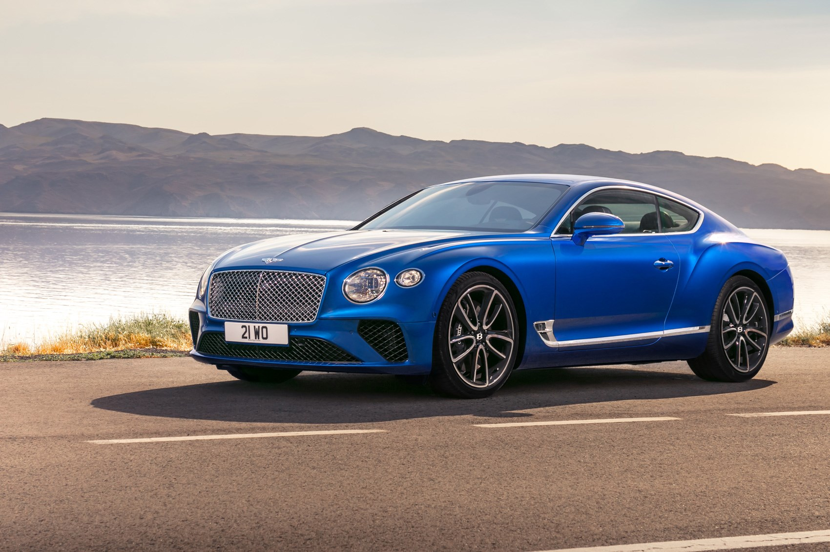 Gentleman's Express v2.0: 2018 Bentley Continental GT revealed ...