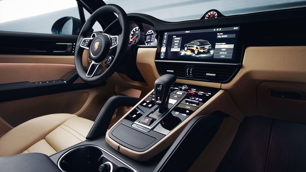 New 2018 Porsche Cayenne Pics Performance Specs And Price Car