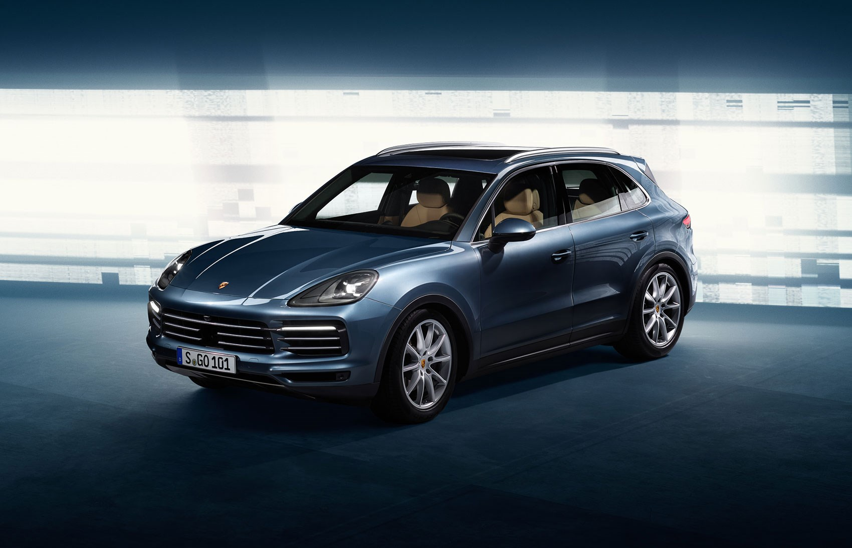 The New 2018 Porsche Cayenne Revealed In Full