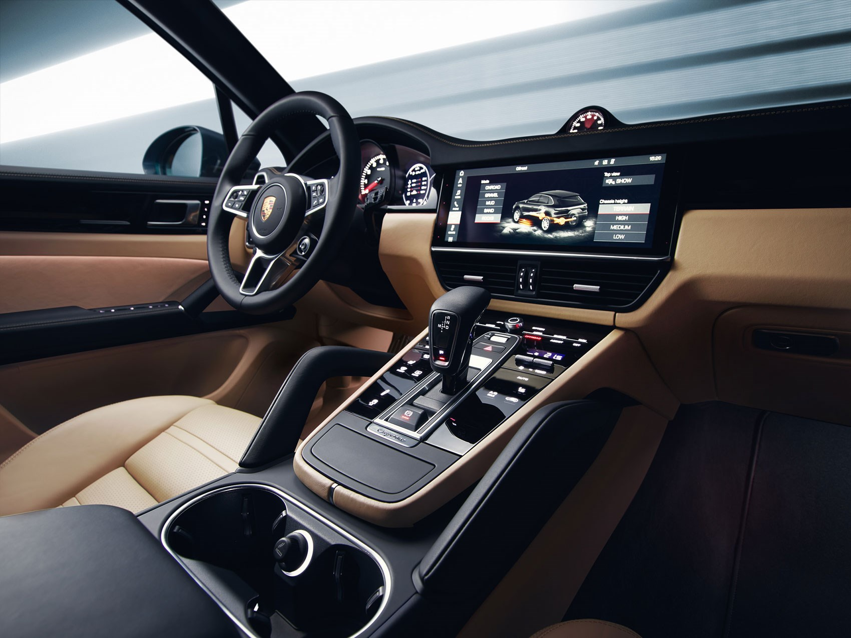 Inside The New Porsche Cayenne Interior Follows Path Of Panamera Et Al