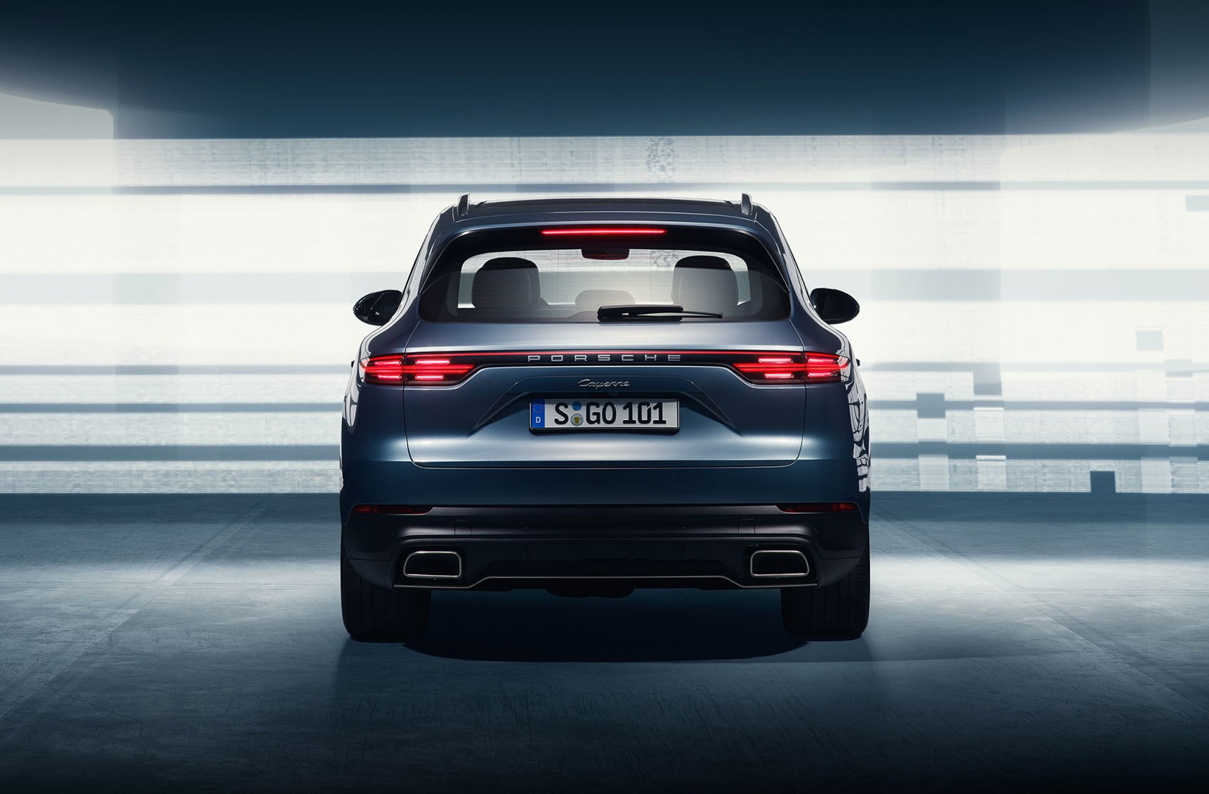 Porsche Cayenne The New 2018 One